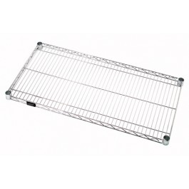 "1848C - 18"" x 48"" Wire Shelves"