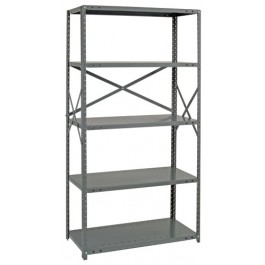 18 Gauge Steel Shelving Unit