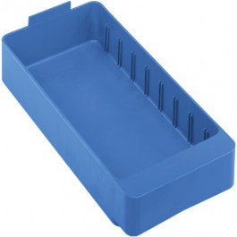 Plastic Storage Drawers QED401 Blue