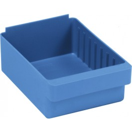 Plastic Storage Drawers QED701 Blue
