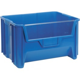 Plastic Storage Container with Clear Window