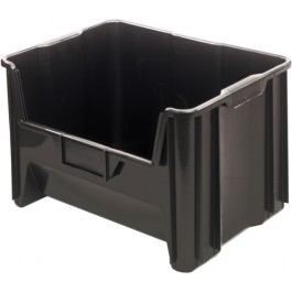 Recycled Stackable Plastic Container