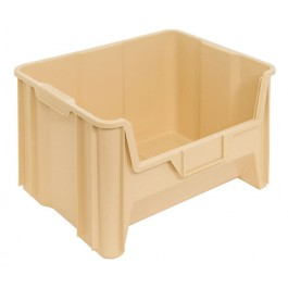 Stackable Plastic Storage Container QGH700 Ivory