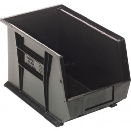 Plastic Storage Bins QUS242 Black
