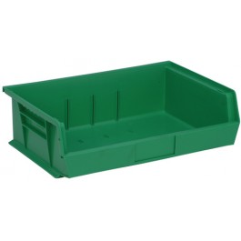 Plastic Storage Bins QUS245 Green