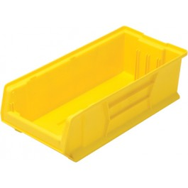Plastic Stacking Bins QUS952 Yellow