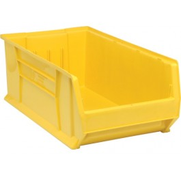 Plastic Storage Containers - QUS974 Yellow