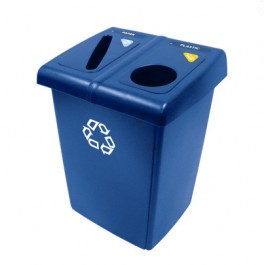 46-Gallon Glutton Recycling Station