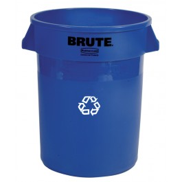 44-Gallon Brute Recycling Container
