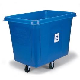 Bulk Recycling Cube Truck