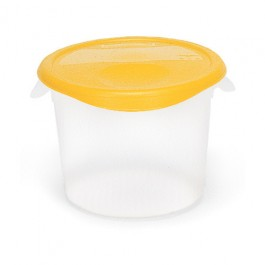 6-Quart Round Storage Container
