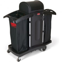 High-Security Housekeeping Carts