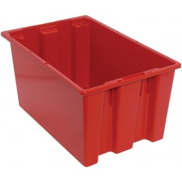 Stack and Nest Storage Totes SNT240 Red