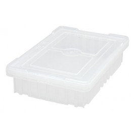 Clear Dividable Grid Containers with Lid