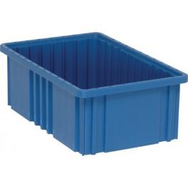 Dividable Grid Storage Containers DG92060 Blue
