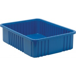 Dividable Grid Storage Containers DG93060 Blue
