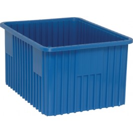 Dividable Grid Storage Containers DG93120 Blue