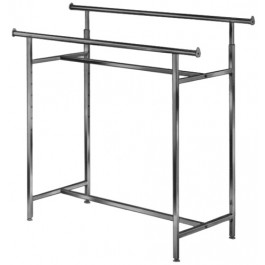 Adjustable Double Bar Box Rack