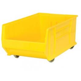 Plastic Storage Containers - QUS985MOB Yellow