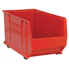 Plastic Storage Containers - QUS986MOB Red