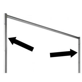 Collapsible Salesman Racks Extension