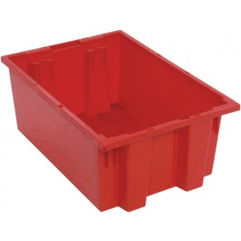 Stack and Nest Storage Totes SNT200 Red