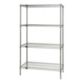 Stainless Steel Wire Shelving Systems