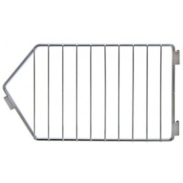 Modular Chrome Wire Basket Dividers