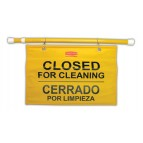 Site Safety Hanging Sign
