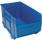 Plastic Storage Containers - QUS996MOB Blue