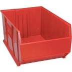 Plastic Storage Containers - QUS997 Red