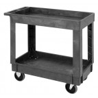 Utility Carts with 2 Shelves