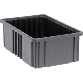 Conductive ESD Dividable Grid Containers DG92060CO