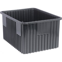 Conductive ESD Dividable Grid Containers DG93120CO