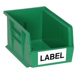 Ultra Bin Individual Labels
