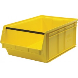 QMS743 Yellow MAGNUM Plastic Container