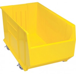 QUS996MOB Yellow Plastic Containers