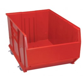 QUS998MOB Red Plastic Containers