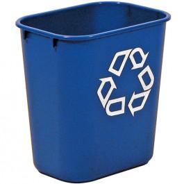 3-5/8 qt. Deskside Paper Recycling Container