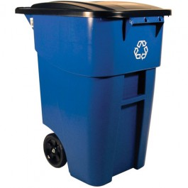Brute Recycling Rollout Container