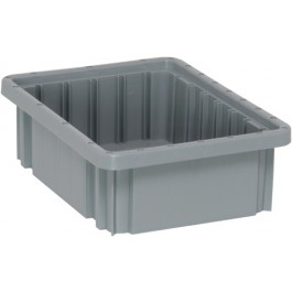 DG91035 Gray Dividable Grid Container