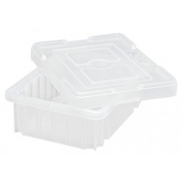Dividable Grid Storage Container Covers