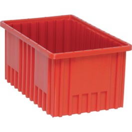DG92080 Red Dividable Grid Container
