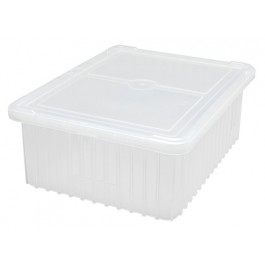 Clear Dividable Grid Containers with Cover