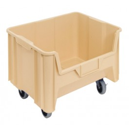 QGH705MOB Ivory Plastic Container