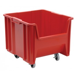 QGH805MOB Red Plastic Container