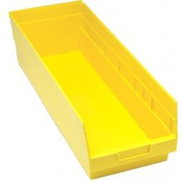 QSB214 Yellow Plastic Bins