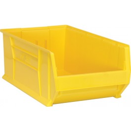 QUS975 Yellow Plastic Containers