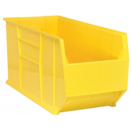 QUS993 Yellow Plastic Containers