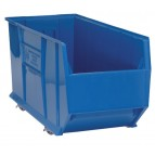 QUS994MOB Blue Plastic Containers